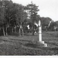 Postales: CASTELLTERSOL. LA VERGE DELS PINETS. RENOM. Lote 194560942