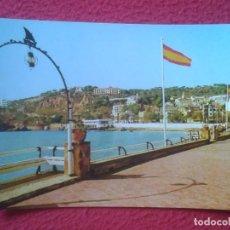 Postales: POSTAL POST CARD SAN SANT FELIU DE GUIXOLS COSTA BRAVA GIRONA GERONA SEÑORIAL BALCÓN SOBRE EL MAR.... Lote 194561888