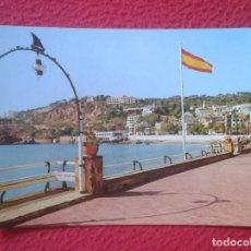 Postales: POSTAL POST CARD SAN SANT FELIU DE GUIXOLS COSTA BRAVA GIRONA GERONA SEÑORIAL BALCÓN SOBRE EL MAR.... Lote 194564377