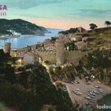 Postales: TOSSA DE MAR -ANOCHECER - VILA VELLA- (CATALÁN IBARZ Nº 434) SIN CIRCULAR / P-6619. Lote 194594718