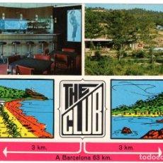 Postales: BLANES - THE CLUB DISCOTHEQUE (INTERFOTO S/Nº) -2 IMAGENES- SIN CIRCULAR / P-6620. Lote 194594846