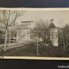 Postales: TONA-BALNEARIO ROQUETA-ARCHIVO ROISIN-FOTO PEGADA-FOTOGRAFICA-POSTAL PROTOTIPO ANTIGUA-(67.835). Lote 194636908