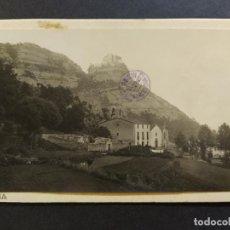 Postales: TONA-ARCHIVO ROISIN-FOTO PEGADA-FOTOGRAFICA-POSTAL PROTOTIPO ANTIGUA-(67.839). Lote 194637058