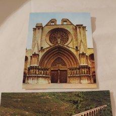 Postales: 2 POSTALES TARRAGONA. Lote 194645157