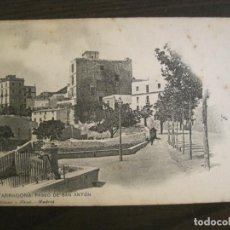 Postales: TARRAGONA-PASEO DE SAN ANTON-18-HAUSER Y MENET-REVERSO SIN DIVIDIR-POSTAL ANTIGUA-(67.869). Lote 194722356