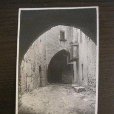Postales: ARGENÇOLA-ARGENSOLA-POSTAL FOTOGRAFICA ANTIGUA-(67.881). Lote 194724387