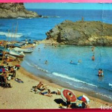 Postales: POSTAL - PALAMÓS - GIRONA - COSTA BRAVA - AÑO 1966 - Nº 2246 - LA FOSCA - . Lote 194730498