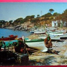 Postales: POSTAL - PALAMÓS - GIRONA - COSTA BRAVA - AÑO 1967 - Nº 2240 - CALA S'ALGUER - . Lote 194730991