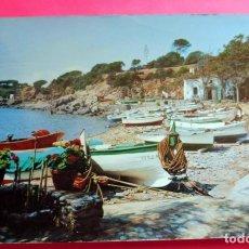 Postales: POSTAL - PALAMÓS - GIRONA - COSTA BRAVA - AÑO 1967 - Nº 2182 - CALA S'ALGUER - CYP . Lote 194731086
