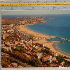 Postales: POSTAL DE TARRAGONA. AÑO 1973. SALOU VISTA AEREA. 6155 CYP. 40. Lote 194743758
