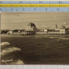 Postales: POSTAL DE TARRAGONA. AÑOS 30 50. SALOU PASEO Y HOTEL RESTAURANTE. 24 RAYMOND. 45. Lote 194743797
