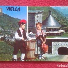 Postales: POSTAL POST CARD LLEIDA LÉRIDA PIRINEU CATALA VIELLA VALLE DE ARÁN VALL D´ARAN DIVERSOS ASPECTOS VER. Lote 194749125