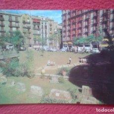 Postales: POSTAL POST CARD BARCELONA PLAZA VILLA DE MADRID POSTAL OSCARCOLOR CARTE POSTALE CATALOGNE CATALONIA. Lote 194787022
