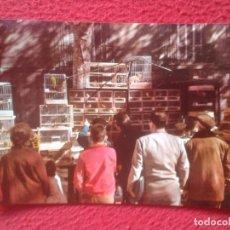 Postales: POSTAL POST CARD CARTE POSTALE CATALUÑA TÍPICA Nº 662 UN PUESTO DE PÁJAROS A BIRD STAND VER FOTO..... Lote 194788851