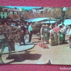 Postales: POSTAL POST CARD CARTE POSTALE CATALUÑA TÍPICA Nº 658 EL VENDEDOR DE BOTIJOS THE EARTHEN JARS SELLER. Lote 194789341