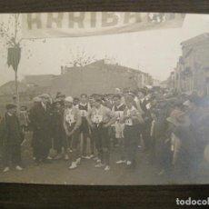 Postales: CARRERA-POSTAL FOTOGRAFICA ANTIGUA-(67.942). Lote 194881281