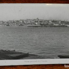 Postales: FOTO POSTAL DE TARRAGONA, VISTA GENERAL DEL PUERTO, N. 1, CIRCULADA.. Lote 194888823