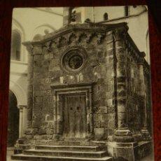 Postales: FOTO POSTAL DE TARRAGONA, IGLESIA DE SAN PABLO, P. GABRIEL GIBERT, NO CIRCULADA.. Lote 194889031