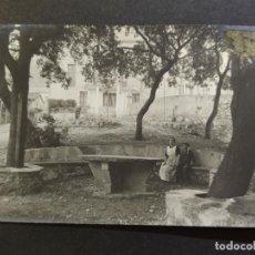 Postales: AIGUAFREDA-LA LLOBETA-TAULA DE LAS ALSINAS-POSTAL FOTOGRAFICA ANTIGUA-(67.998). Lote 194889048