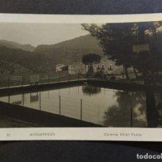 Postales: AIGUAFREDA-COLONIA OLLER FONTS-POSTAL FOTOGRAFICA ANTIGUA-(67.999). Lote 194889101