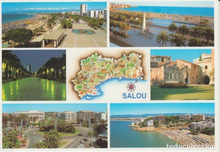 (55) SALOU. TARRAGONA (Postales - España - Cataluña Moderna (desde 1940))