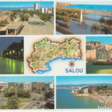 Postales: (55) SALOU. TARRAGONA. Lote 194893703
