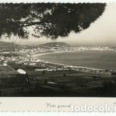 Postales: ANTIGUA POSTAL Nº 16 PALAMOS COSTA BRAVA VISTA GENERAL FOTOGRAFIA GRANES PALAFRUGELL ESCRITA 1954. Lote 194895321