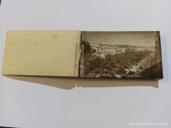 Postales: SAN VICENS DELS HORTS-BLOC DE 20 POSTALES FOTOGRAFICAS-ED·JUNCADELLA-FOT CARCASONA-VER FOTOS(68.012) - Foto 6 - 194895648