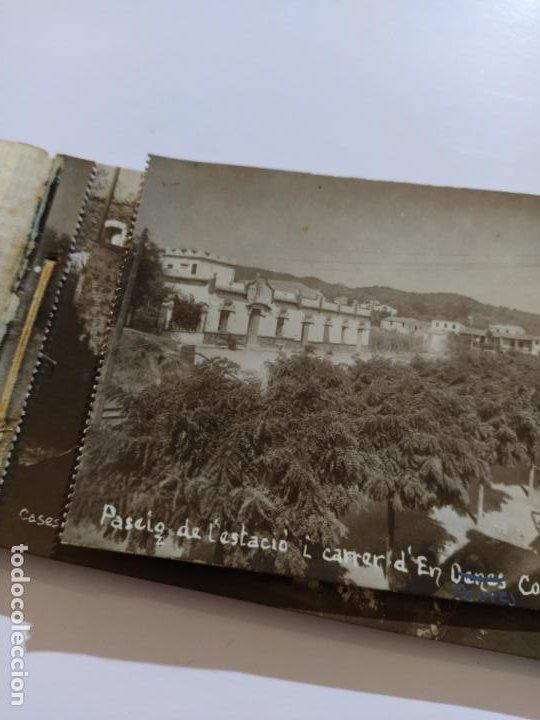 Postales: SAN VICENS DELS HORTS-BLOC DE 20 POSTALES FOTOGRAFICAS-ED·JUNCADELLA-FOT CARCASONA-VER FOTOS(68.012) - Foto 9 - 194895648
