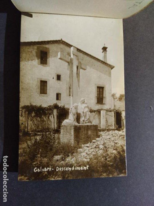 Postales: SAN VICENS DELS HORTS-BLOC DE 20 POSTALES FOTOGRAFICAS-ED·JUNCADELLA-FOT CARCASONA-VER FOTOS(68.012) - Foto 16 - 194895648