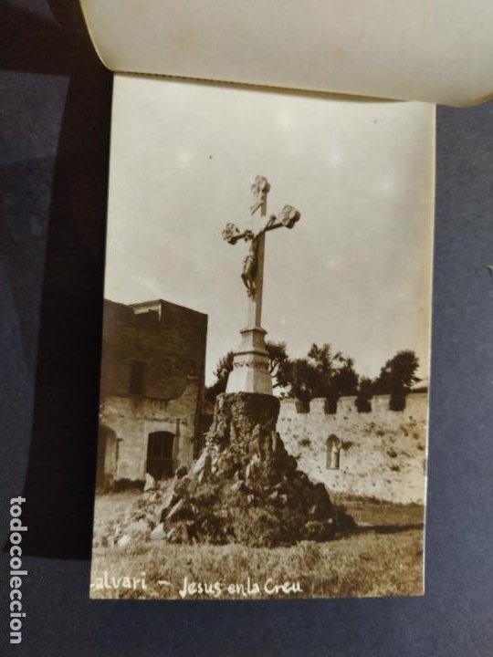 Postales: SAN VICENS DELS HORTS-BLOC DE 20 POSTALES FOTOGRAFICAS-ED·JUNCADELLA-FOT CARCASONA-VER FOTOS(68.012) - Foto 17 - 194895648