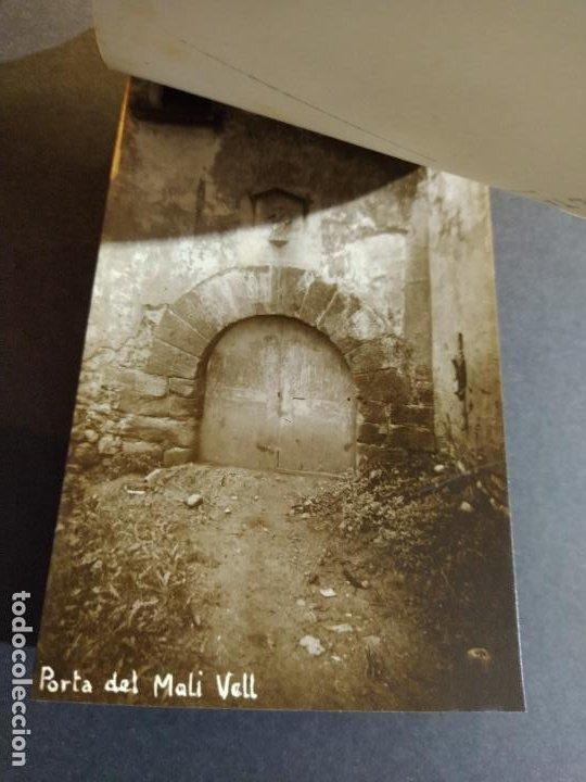 Postales: SAN VICENS DELS HORTS-BLOC DE 20 POSTALES FOTOGRAFICAS-ED·JUNCADELLA-FOT CARCASONA-VER FOTOS(68.012) - Foto 28 - 194895648