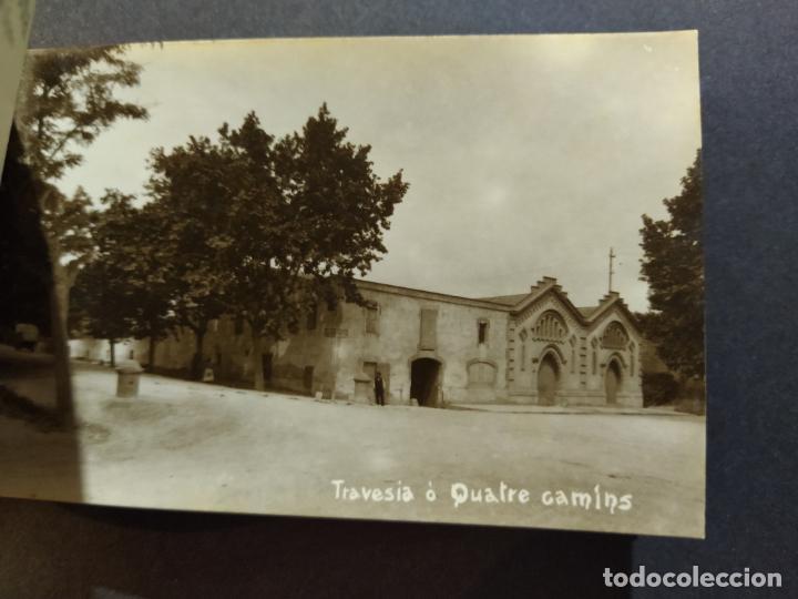 Postales: SAN VICENS DELS HORTS-BLOC DE 20 POSTALES FOTOGRAFICAS-ED·JUNCADELLA-FOT CARCASONA-VER FOTOS(68.012) - Foto 30 - 194895648