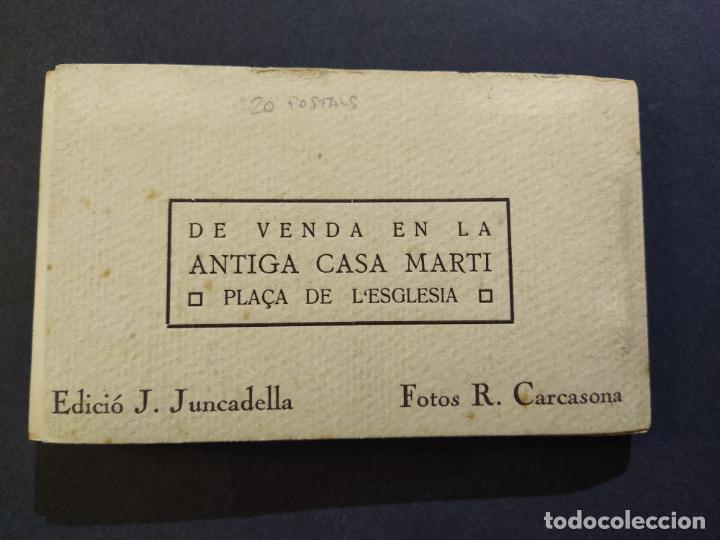 Postales: SAN VICENS DELS HORTS-BLOC DE 20 POSTALES FOTOGRAFICAS-ED·JUNCADELLA-FOT CARCASONA-VER FOTOS(68.012) - Foto 34 - 194895648