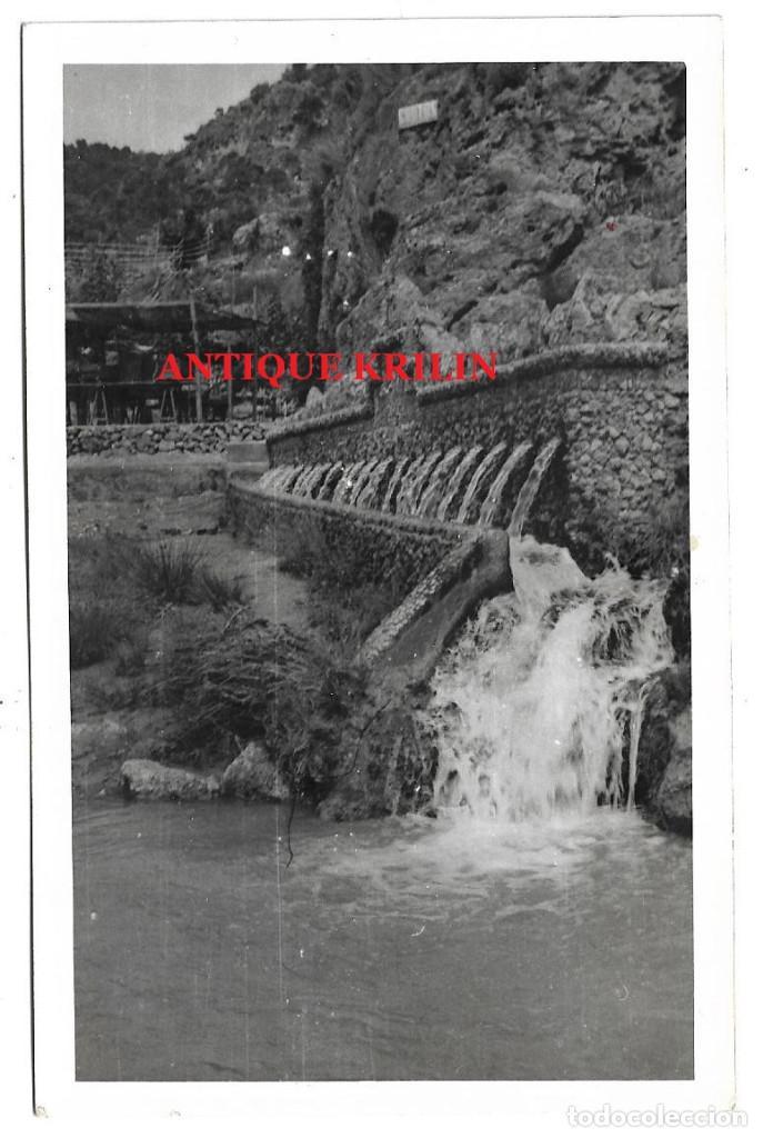 SAN QUINTIN DE MEDIONA .- LES DEUS .- POSTAL FOTOGRAFICA (Postales - España - Cataluña Moderna (desde 1940))