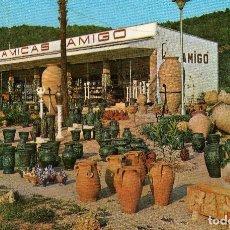Postales: POSTAL AÑOS 70 DE SAN JULIA DE RAMIS, GERONA. Lote 194896626