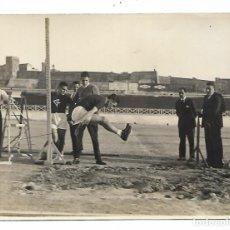 Postales: TARRAGONA FOTOGRAFIA CAMPO NASTIC - PRUE. DEPORTIVA. Lote 194946905