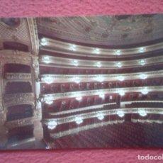 Postales: POSTAL POST CARD BARCELONA GRAN TEATRE TEATRO DEL LICEU LICEO EDICIÓN VERIFICADA CONMEMORACIÓN....... Lote 194950423