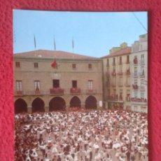 Postales: POSTAL POST CARD MANRESA BARCELONA PLAZA DE LOS MÁRTIRES PUBLICIDAD DALMAU , S.A. J D SARDANA ? VER . Lote 194951575