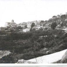 Postales: LA MORERA DEL MONTSANT-TARRAGONA-FOTOGRAFICA. Lote 194954568