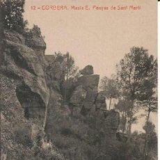 Postales: CORBERA-BARCELONA. Lote 194986702