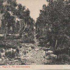 Postales: CORBERA-BARCELONA. Lote 194986853