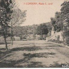 Postales: CORBERA-BARCELONA. Lote 194986930