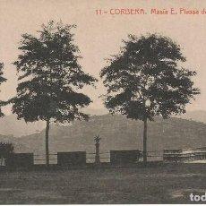 Postales: CORBERA-BARCELONA. Lote 194987178