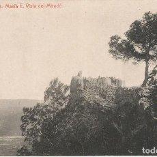 Postales: CORBERA-BARCELONA. Lote 194987233