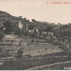 Postales: CORBERA-BARCELONA. Lote 194987383