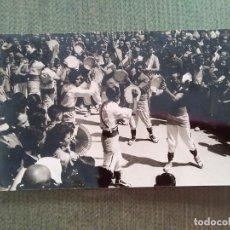 Postales: POSTAL VILAFRANCA DEL PANADES BAILE DE PANDERETAS. Lote 194990186