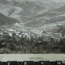 Postales: CASTELLFULLIT DE LA ROCA. ANTIGUA POSTAL FOTOGRAFICA. GRAFICAS MODERN OLOT. Lote 195058422