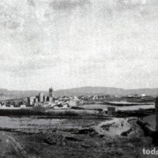 Postales: POSTAL DE SANTA COLOMA DE QUERALT, MUY RARA, NO SALIO A LA VENTA. Lote 195061151