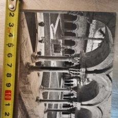 Postales: POSTAL DE GIRONA, GERONA. Nº135 CLAUSTRO ROMÀNICO DEL S. XII. Lote 195064948